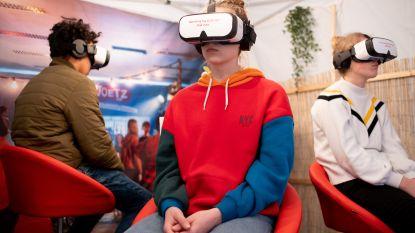 Virtual reality brillen leren jongeren met stress omgaan