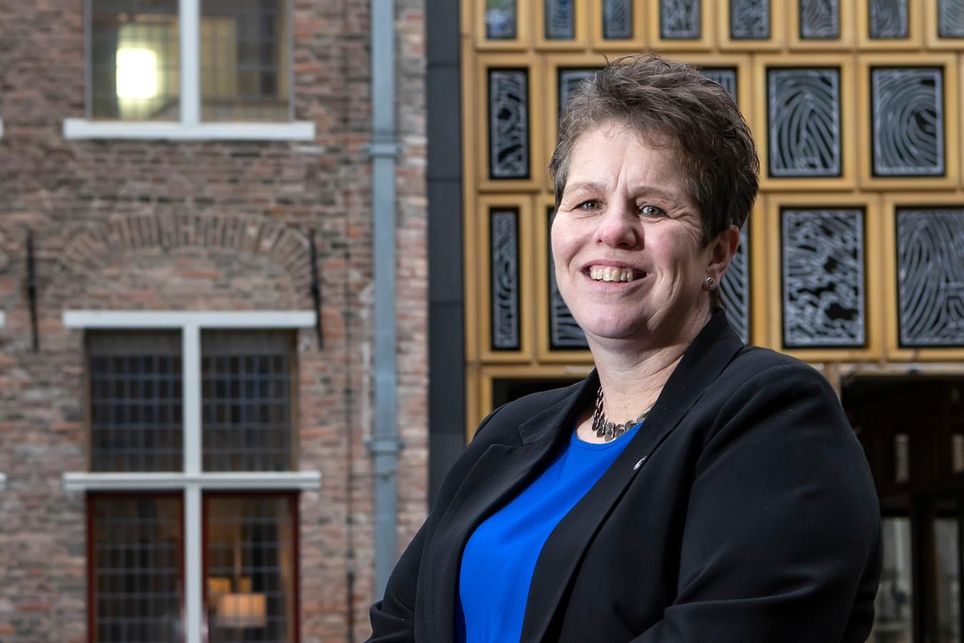 Liesbeth Grijsen, wethouder in Deventer.