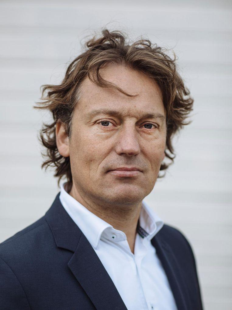 Johnas van Lammeren Beeld Marc Driessen