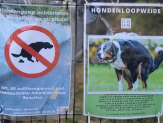Klachten houden hondenweide in Park van Mesen niet tegen
