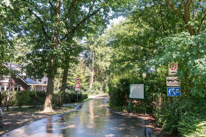 Bungalowpark Onze Woudstee in Hierden is een van de parken die worden omgevormd tot woonwijken.