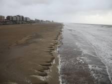 Geen reden voor paniek, Schevenings strand herstelt 'vanzelf' na afslag