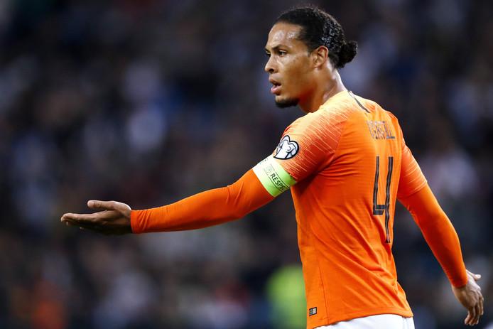 Emmenée par Virgil van Dijk, la défense nééerlandaise sera peut-être le principal atout des Oranje lors du prochain Euro.