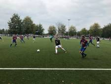 KNVB-beker: DVS'33 walst na rust over Quick'20 heen