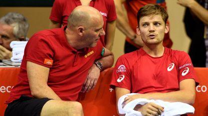 """Eerste editie Davis Cup Finals gaat maandag van start: """"Willen de kwartfinales bereiken"""""""