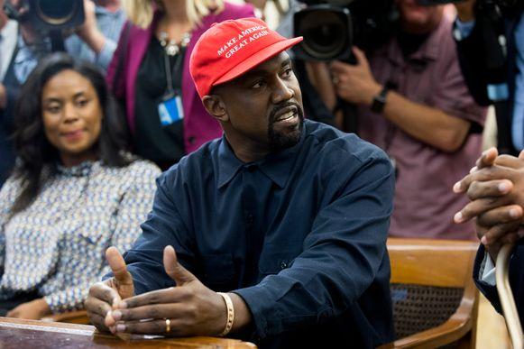 Kanye West wil president worden in 2024.