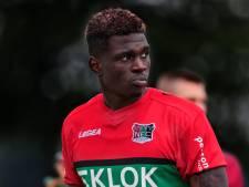 Direct basisplaats Vet bij NEC tegen FC Eindhoven, ook Bukusu debuteert