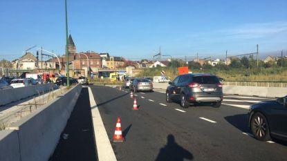 Antwerpse Noordersingel afgesloten na zwaar ongeval met politiecombi