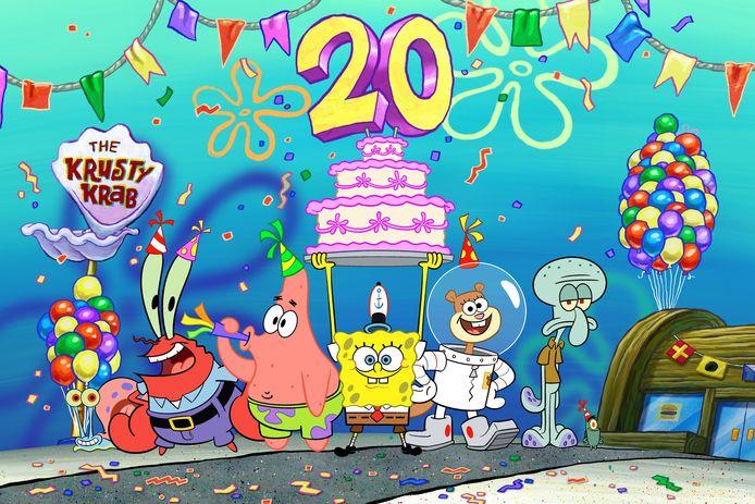 SpongeBob 20