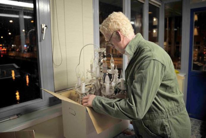 Sluismeester Krijn dreigt zijn spullen te moeten gaan pakken.