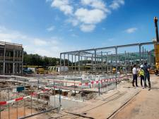Feestje bij bouw tramremise Uithoflijn in Nieuwegein