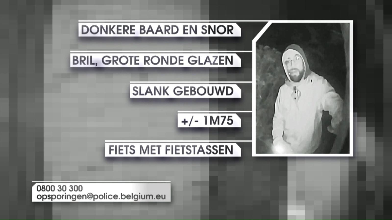 De inbreker pleegde minstens zeven feiten in het Gentse.