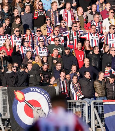 Willem II in uitverkocht stadion tegen Sparta