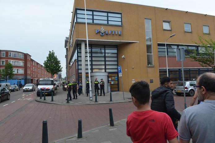 Politiebureau Hoefkade