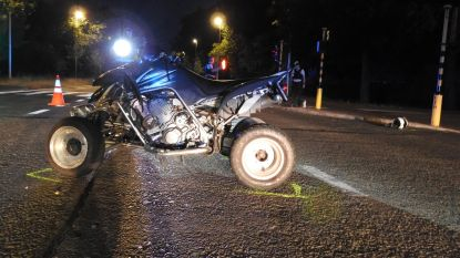 Twee jongeren zwaargewond na ongeval met vluchtmisdrijf
