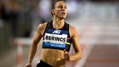 """Eline Berings gaat nog minstens één jaar door met topsport: """"Er zit nog meer in, daarom ga ik door"""""""