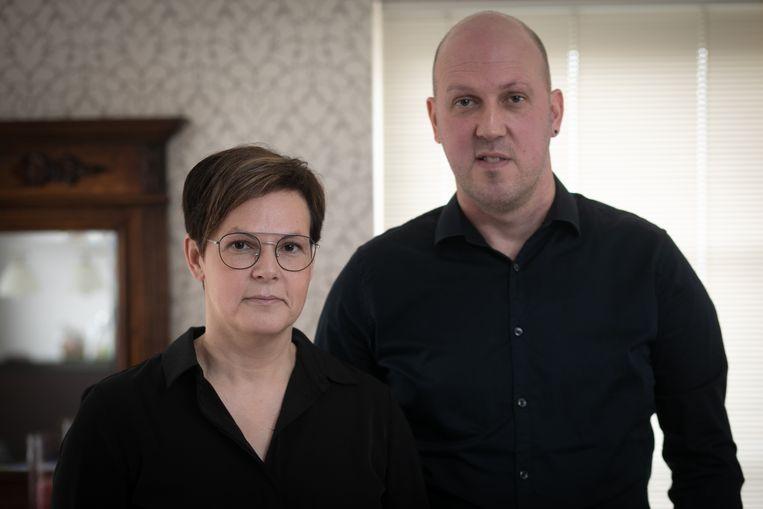 Patrick en Sylvie zijn de kinderen van Patrick Haex. De man overleed nadat hij werd aangevallen tijdens zijn wandeling.