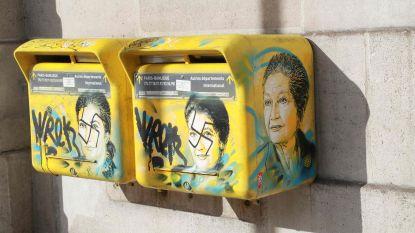 Antisemitische tags aangebracht in verscheidene wijken Parijs
