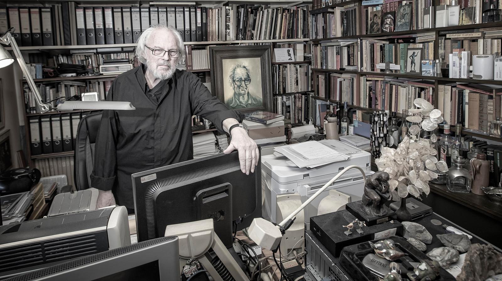 Gerrit Luidinga heeft zich zijn leven lang onafhankelijk opgesteld en gestreden tegen de maatschappij die wordt beheerst door fatsoen.