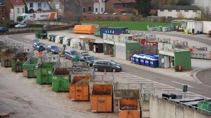 """Recyclagepark heropent dinsdag: """"Een stormloop is niet nodig"""""""