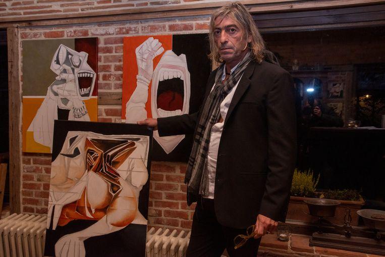 Geert Vieren stelt tentoon in De Corridor.