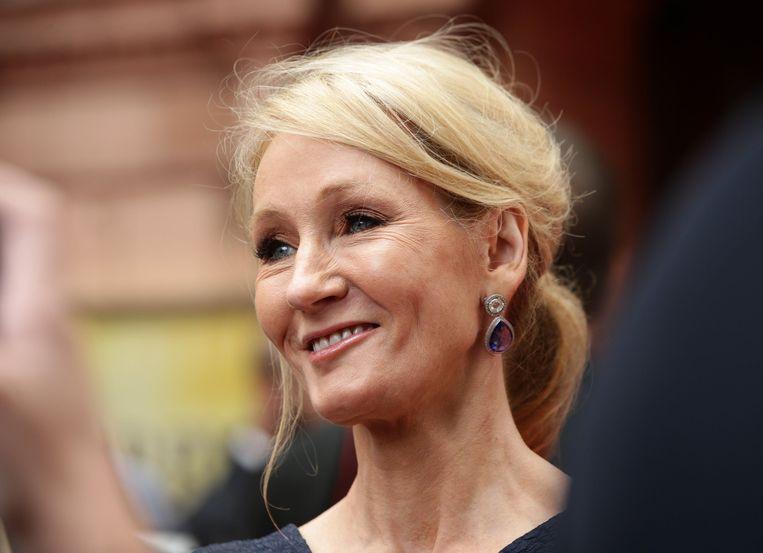 J.K. Rowling is de meestverdienende auteur ter wereld.