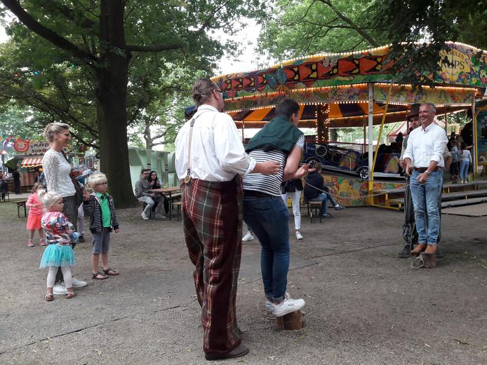 Het festival TREK richt zich steeds meer op beleving.