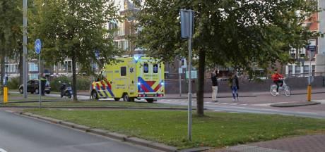 Zoektocht naar automobilist die doorreed na aanrijding op Dordtse Spuiboulevard gestopt