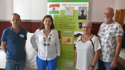 Mol schenkt 3.250 euro noodhulp aan Kara Kara