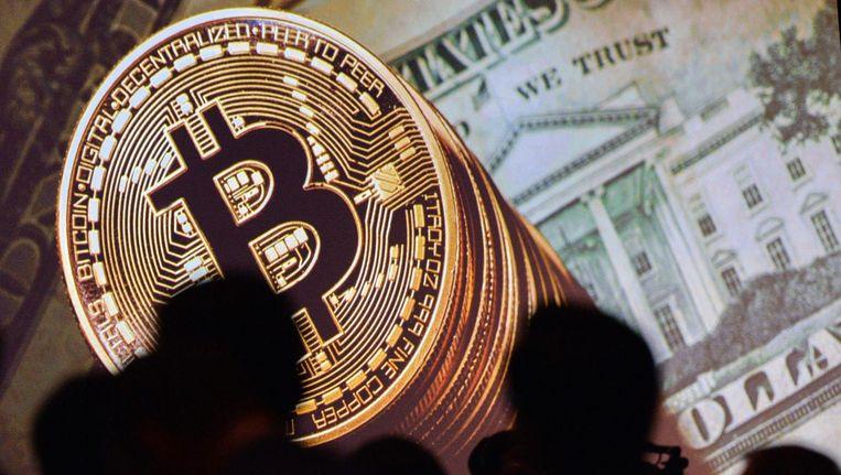 Forse straffen eiste de officier van Justitie in de zaak 'IJsberg' voor zes verdachten die geld zouden hebben witgewassen via bitcoins. Beeld afp