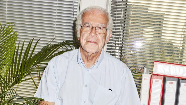 Neurobioloog Dick Swaab Beeld Valentina Vos
