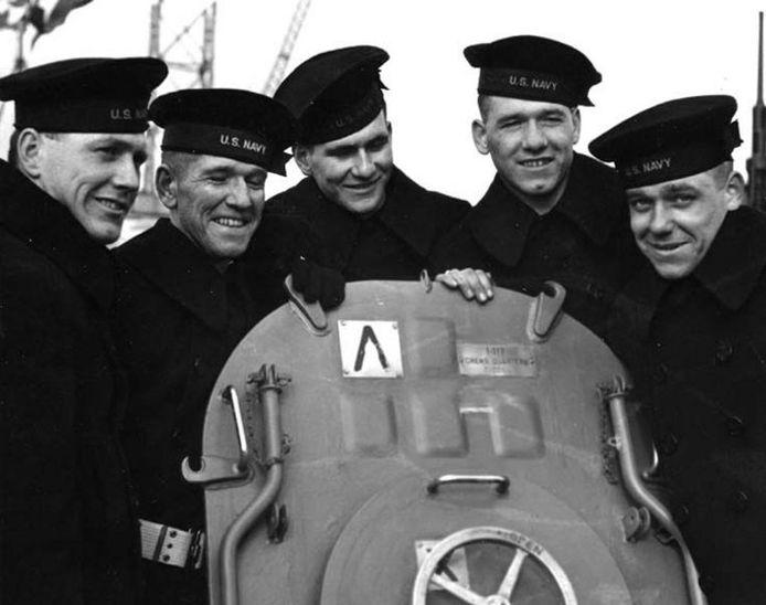 De vijf broers Sullivan wilden alleen de oorlog in met z'n vijven op één schip.