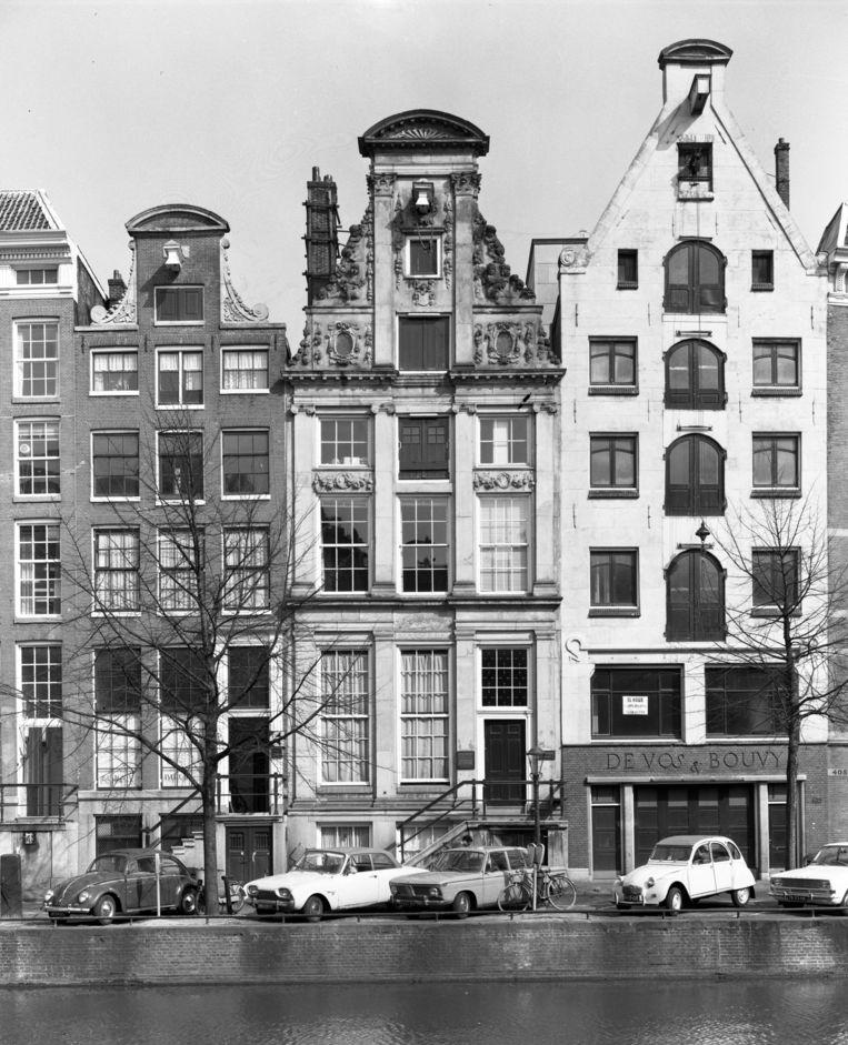 Huis Marseille rond 1953. Beeld Stadsarchief Amsterdam