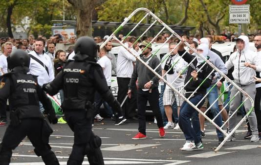 Rellen in Madrid
