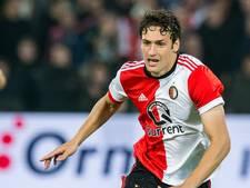 Feyenoord zonder Botteghin tegen Napoli, Van Beek bij de selectie