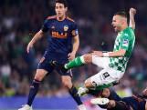 Valencia houdt zicht op deelname aan Champions League