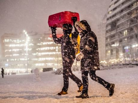 Oproep: Stuur je mooiste foto van de sneeuw