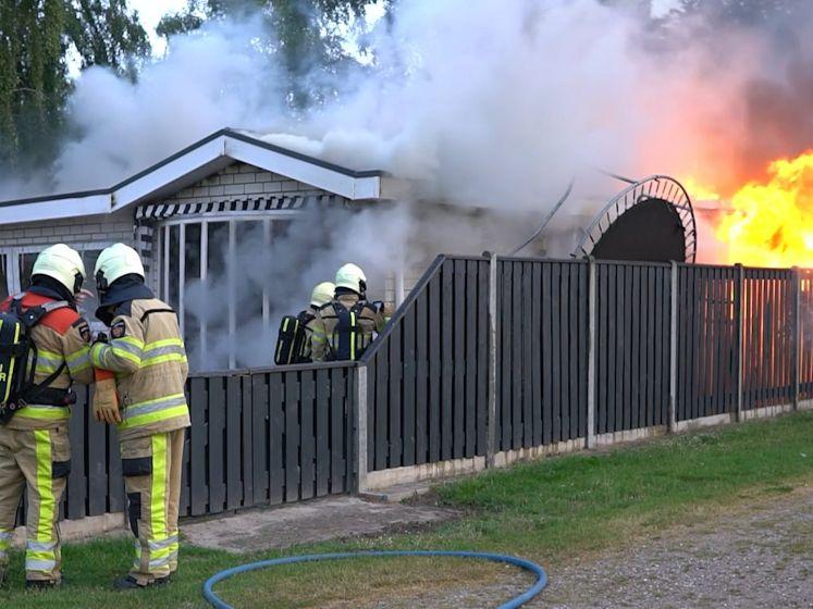 Voor de tweede keer in korte tijd brand op camping in Fortmond