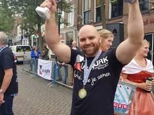 Roosendaler Laterveer in finale Sterkste man van Nederland
