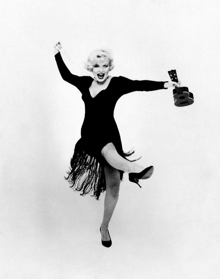 Marilyn Monroe. Beeld Mondadori via Getty Images