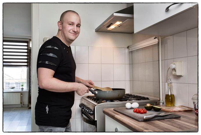 Luca Perini is al 10 jaar diabetes patiënt maar heeft geleerd om gezond te eten/koken en hoeft nu geen insuline meer te spuiten en minder medicijnen te slikken.