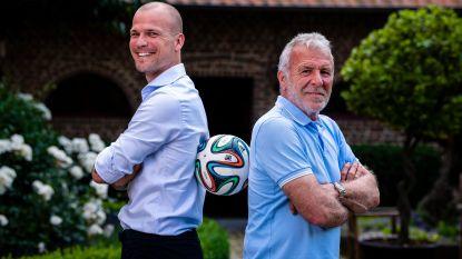 """Zo vader, zo zoon. Johan & Eric Gerets: """"Mijn pa fier maken is al jaren mijn grote ambitie"""""""