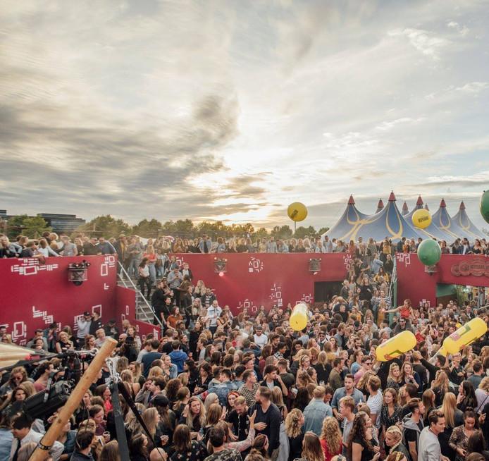 Festival Smeerboel in 2018