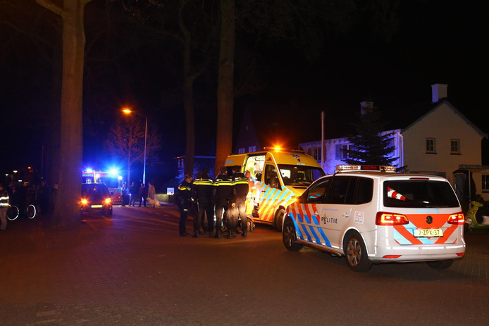 Fietser zwaargewond in Oirschot