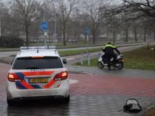 Scooterrijdster gewond bij valpartij op de Fruitlaan in Goes