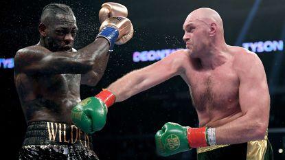 """Tyson Fury kan nog steeds niet geloven dat zijn kamp tegen Wilder voor de WBC-titel onbeslist eindigde:""""Ze hebben me de grootste comeback in de boksgeschiedenis afgenomen"""""""