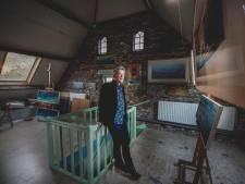 Het hoogwater keert terug als kunst in Beneden-Leeuwen: 'We werden overspoeld met foto's en filmpjes'