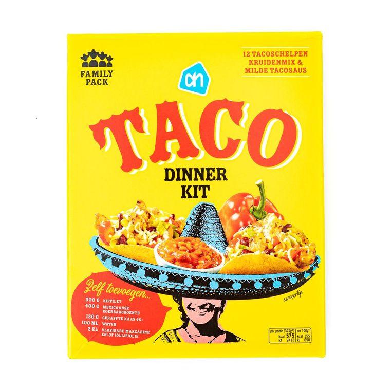 AH Taco Dinner Kit