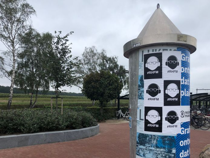 Voert de gemeente Rijssen-Holten een nieuwe campagne of is het toch echt een geheime zender?