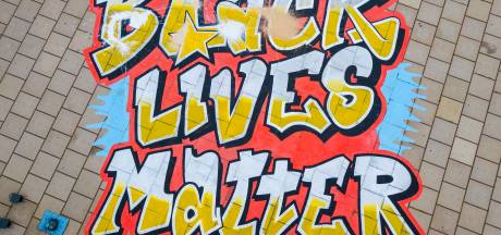 Eindhovense graffitiwerk viral in Amerika: 'Laten we Guinness World Records bellen'